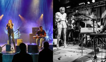 "Soirée Blues Café Live : ""Black Cat Bones"" et ""Space Captains"" au Millenium"